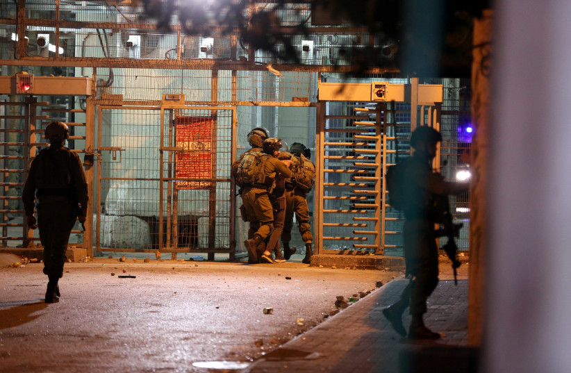 Palestinians 'pained' by capture of escaped prisoners