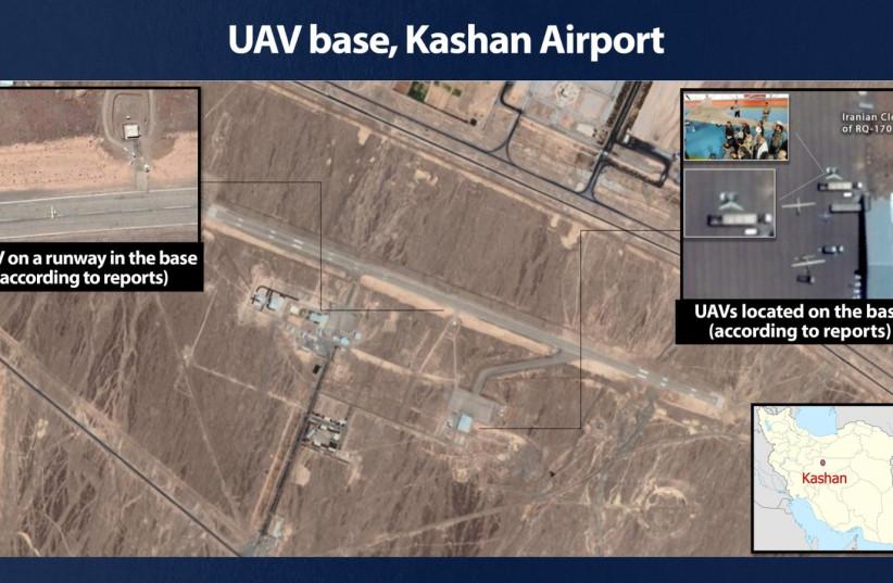 Iran training terror groups to operate advanced UAVs