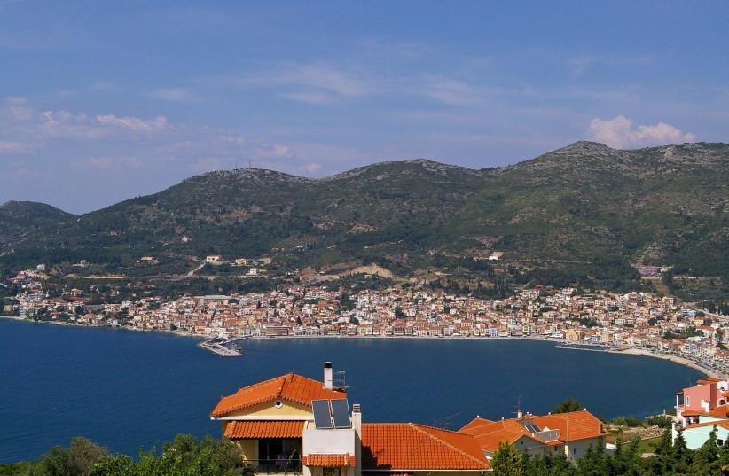 The Greek island of Samos. (credit: PIXABAY)