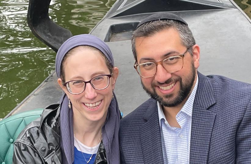 Rabbi Michael Friedman (credit: Courtesy)