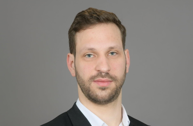 Eyal Hoffman, Managing Partner, Highroad (credit: ISRAEL HADARI)