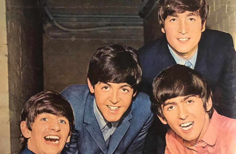 The Beatles (credit: FLICKR)