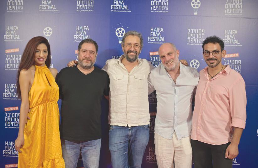 Haifa International Film Festival boasted homegrown highlights
