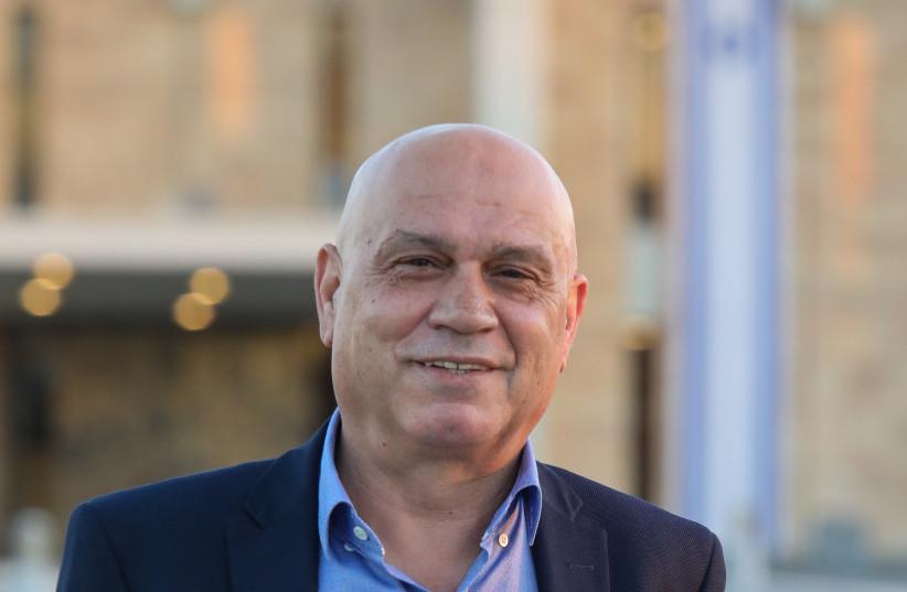 Regional Cooperation Minister Esawi Frej. (credit: MARC ISRAEL SELLEM/THE JERUSALEM POST/REUTERS)