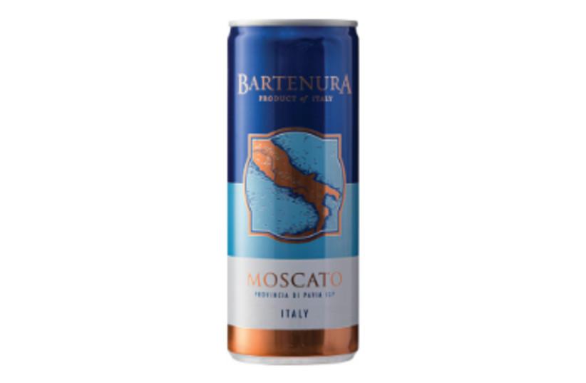 Bartenura canned wine (credit: Courtesy)