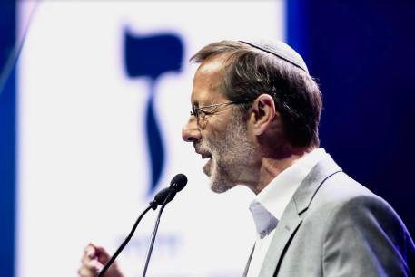 Leader of Zehut Moshe Feiglin
