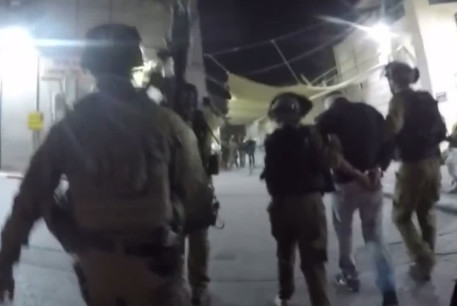 IDF arrests two ISIS members who were planning to commit a terror attack in Jerusalem