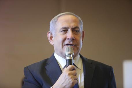 Prime Minister Benjamin Netanyahu at Conference of Presidents of Major American Jewish Organizations