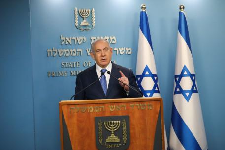 Prime Minister Benjamin Netanyahu threatened of a total lockdown as coronavirus infects 2,369 Israelis