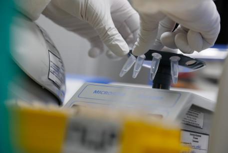 Scientists develop a vaccine against the coronavirus disease in Saint Petersburg