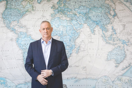'THE TALL stature, blue eyes, moral cleanliness and personal affability that Benny Gantz brought could not compensate for his lack of vision, inspiration, ideas, plans, eloquence and negotiating skills.'