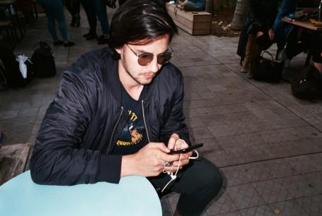 Russia-born TAU student Petr Pesov