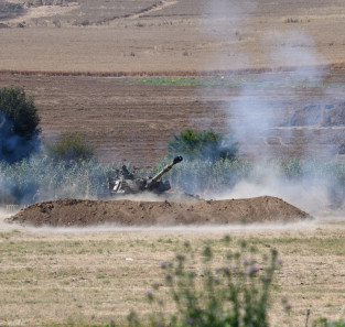 IDF preps for 'intensive night' of Gaza airstrikes as two Thai workers killed