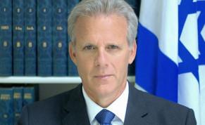 Former ambassador to the US Michael Oren