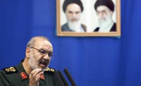 Hossein Salami, deputy head of Iran's Revolutionary Guard, speaks during Tehran's Friday prayers July 16, 2010.