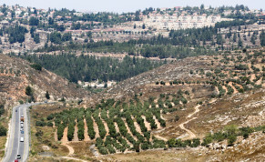 A VIEW of the settlement of Eli, in Samaria. Yesha Council deputy head Yigal Dilmoni said yesterday that turning Judea and Samaria into 'Gush Dan east' could significantly help the country's housing problems.