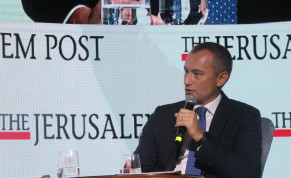 UN Special Coordinator for the Middle East Peace Process Nickolay Mladenov