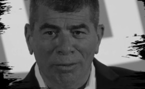 Blue and White politican and former IDF Chief of Staff Gabi Ashkenazi as shown in a Likud video released on Friday March 8 2019