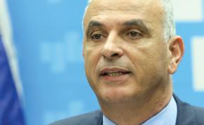 Finance Minister Moshe Kahlon