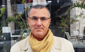 Omar Barghouti, founder of the Palestinian Campaign for the Academic and Cultural Boycott of Israel and a co-founder of BDS