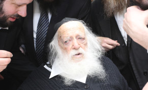 Ultra-Orthodox rabbi Chaim Kanievsky