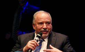 Yisrael Beytenu leader Avigdor Liberman