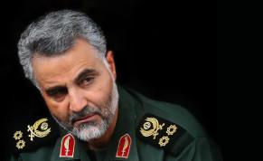 Qasem Soleimani, commander of IRGC Quds Force