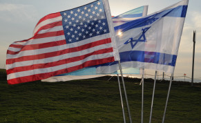 'WHAT SEPARATES American Jews and Israel is, well, everything... [yet] we ought to celebrate those differences, not bemoan them.'