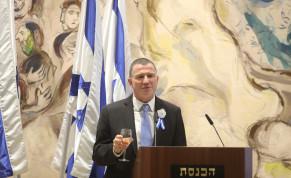 Knesset Speaker Yuli Edelstein