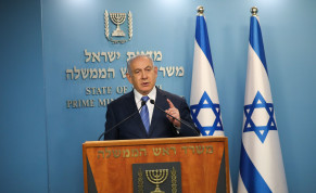 Prime Minister Benjamin Netanyahu threatened of a total lockdown as coronavirus infects 2,369 Israelis