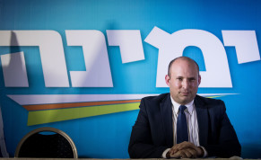 'ONE OF the biggest beneficiaries of that way of thinking [expanding national-religious political scope] was Naftali Bennett (seen May 14).'
