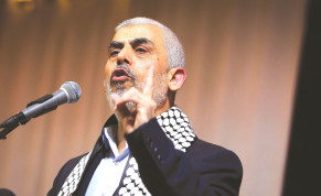 YAHYA SINWAR, the leader of Hamas in Gaza, has proven more than once he is pragmatic and is willing to deal with Israel.