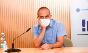 Coronavirus czar Prof. Ronni Gamzu