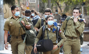 IDF cadets at Base 80 will be allowed to quarantine at home
