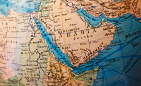 Now, when Israel looks out at the map, it has an alliance with two countries that face Iran directly across the Gulf