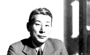 JAPANESE DIPLOMAT Sugihara Chiune.