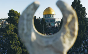 PALESTINIANS AND the Wakf Islamic religious trust have made it clear that Emiratis and Bahrainis are not welcome to pray in al-Aqsa Mosque on the Temple Mount in Jerusalem.