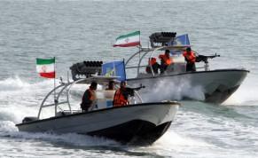 IRGC siezes ship near Bu Musa Island, Iran
