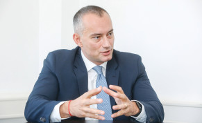 NICKOLAY MLADENOV – he won the confidence and trust of all the relevant players.