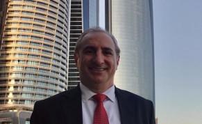 Ambassador Eitan Na'eh in Abu Dhabi