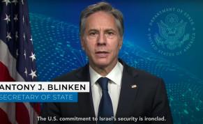 Blinken, Senate leaders address virtual event celebrating Israel Independence Day