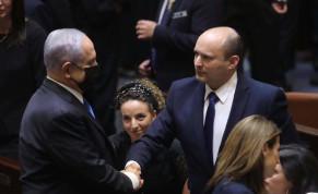 Naftali Bennett has been elected Israel's new prime minister, Sunday, June 13, 2021.