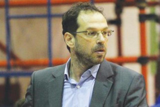 Sharon Druker, Hapoel Jerusalem coach (photo credit: Adi Avishai)
