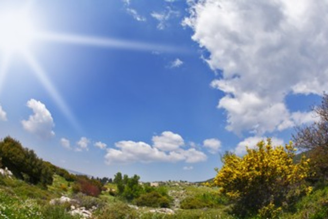 sun, sunshine in Israel_390 (photo credit: Thinkstock/Imagebank)