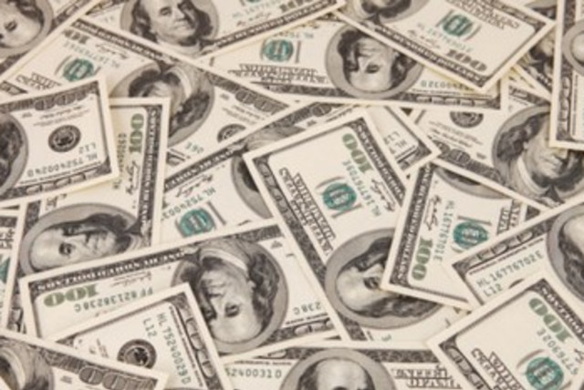 US dollars 390 (photo credit: Thinkstock/Imagebank)