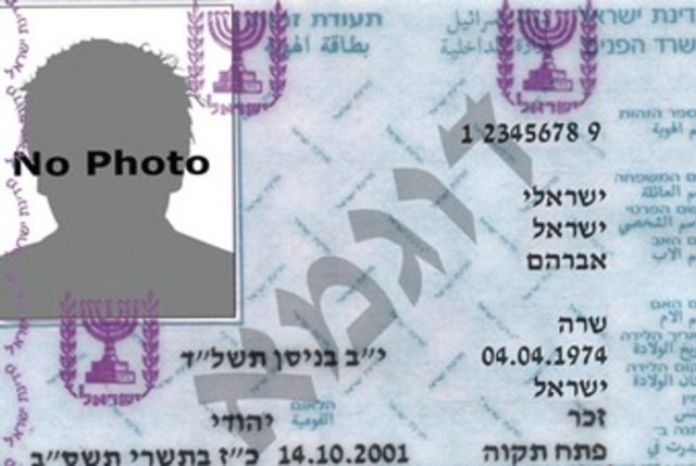 Israel Identity