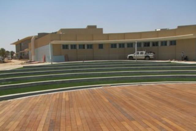 Sha'ar Hanegev high school 370 (photo credit: Michal Shaban Kotzer)