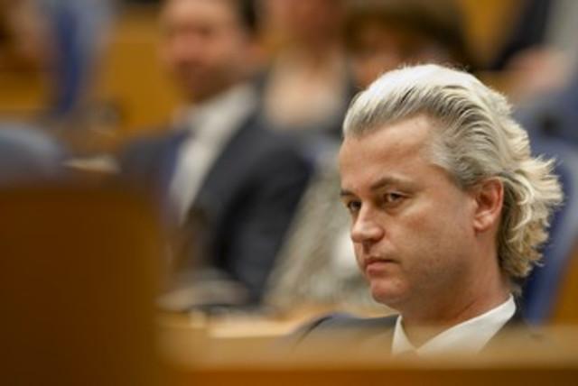 Geert Wilders 390 (photo credit: REUTERS)