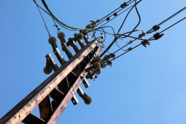 electricity line old370 (photo credit: Marc Israel Sellem)