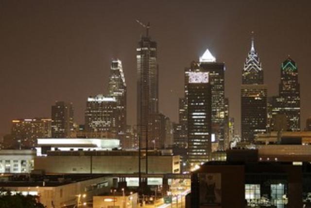 Philadelphia skyline 370 (photo credit: Wikimedia Commons)